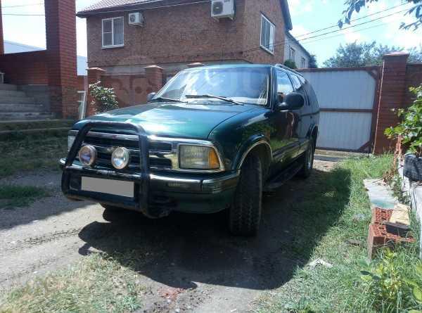 Chevrolet Blazer, 1996 год, 250 000 руб.