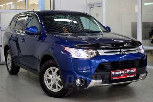 Mitsubishi Outlander, 2014 год, 997 000 руб.