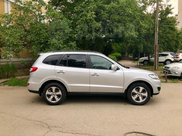 Hyundai Santa Fe, 2012 год, 990 000 руб.