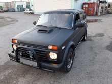 Барнаул 4x4 2131 Нива 2001