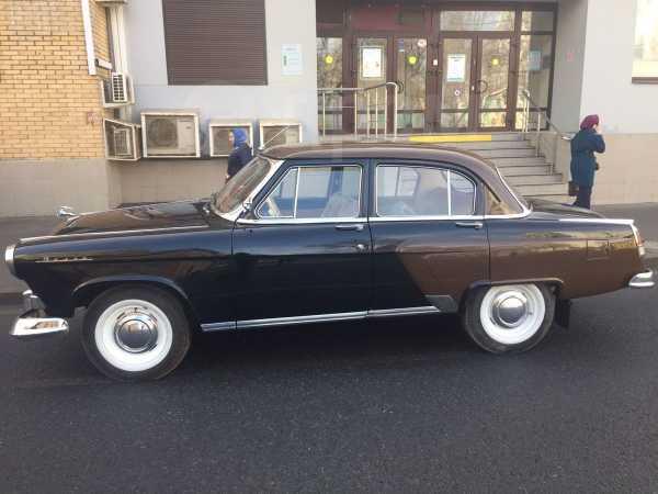 ГАЗ 21 Волга, 1962 год, 1 650 000 руб.