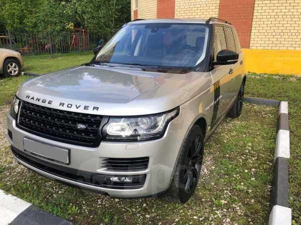 Land Rover Range Rover, 2015 год, 4 190 000 руб.