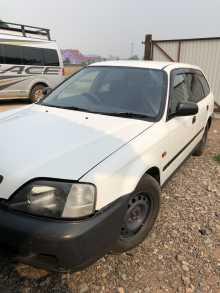 Киренск Honda Partner 2001