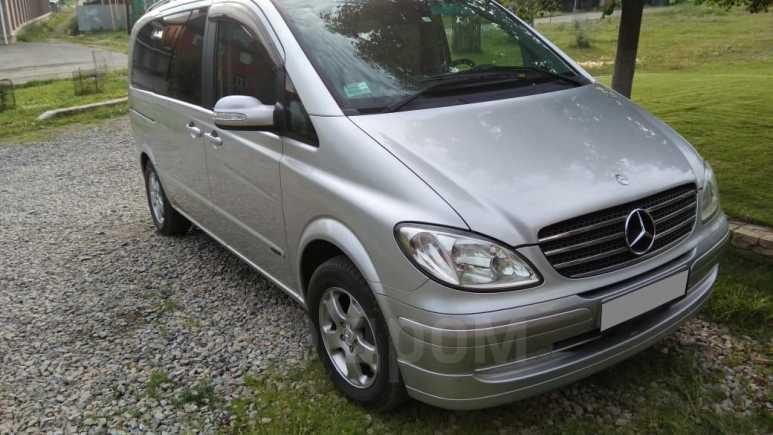 Mercedes-Benz Viano, 2004 год, 835 000 руб.