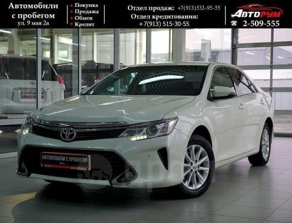 Toyota Camry, 2016 год, 1 277 000 руб.