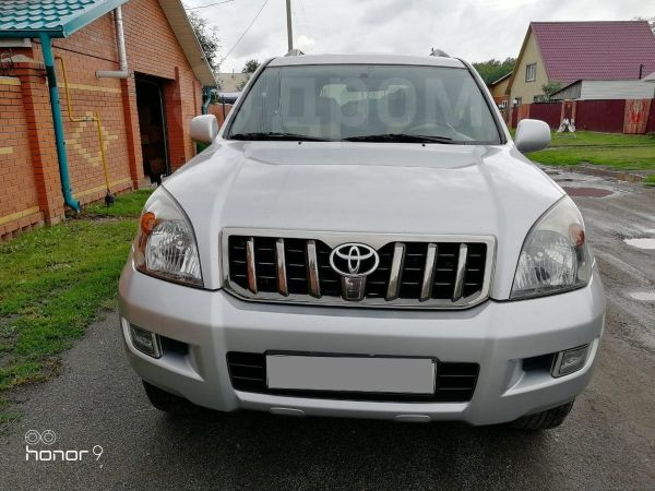Toyota Land Cruiser Prado, 2007 год, 1 340 000 руб.