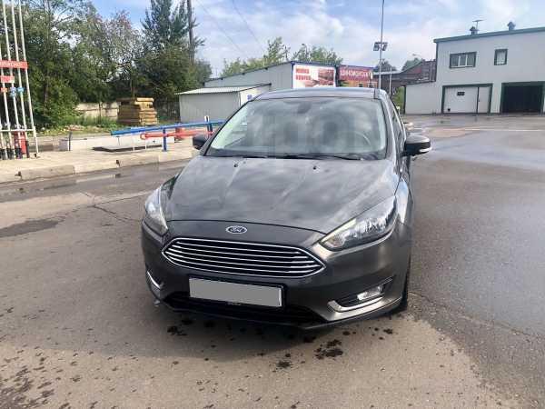 Ford Focus, 2015 год, 600 000 руб.