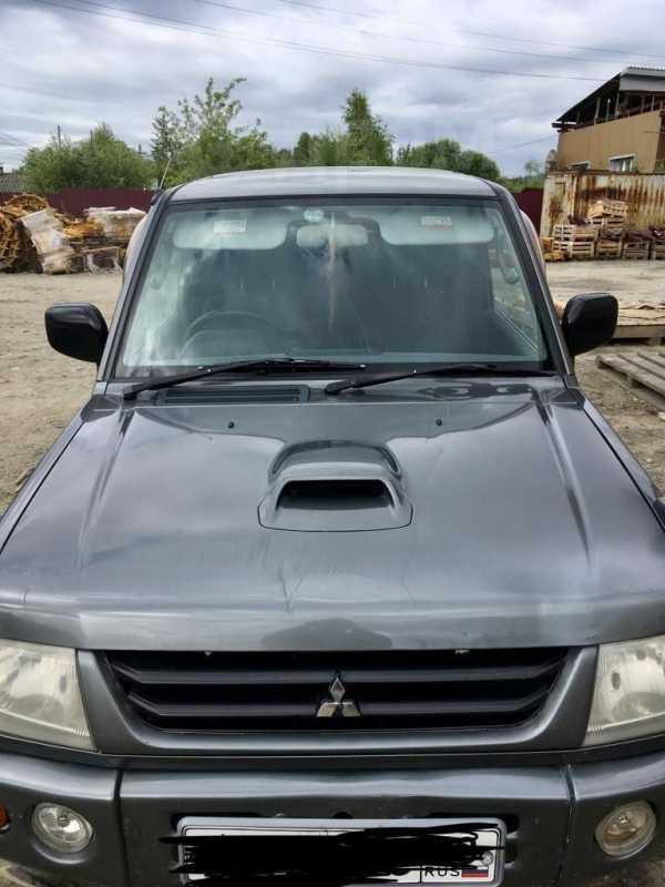 Mitsubishi Pajero Mini, 2003 год, 215 000 руб.