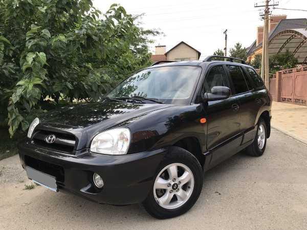 Hyundai Santa Fe Classic, 2008 год, 439 000 руб.