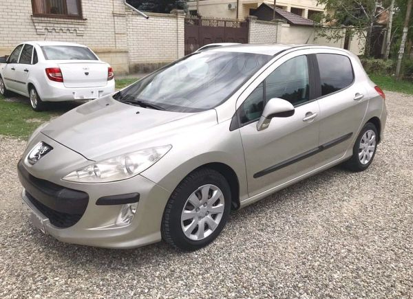Peugeot 308, 2010 год, 369 000 руб.