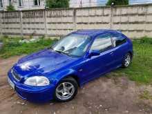 Сафоново Honda Civic 1998