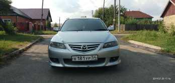 Mazda Atenza, 2002 г., Барнаул