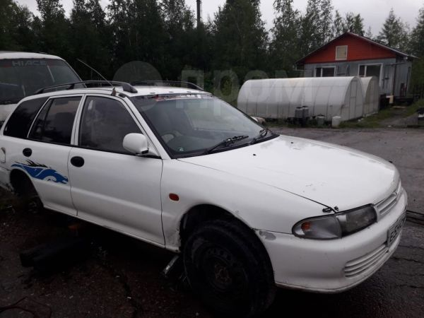 Mitsubishi Libero, 1996 год, 100 000 руб.
