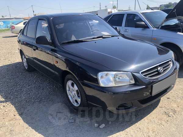 Hyundai Accent, 2007 год, 295 000 руб.
