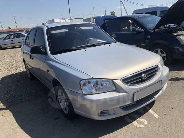 Hyundai Accent, 2009 год, 298 000 руб.