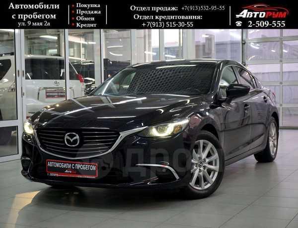 Mazda Mazda6, 2015 год, 1 208 000 руб.