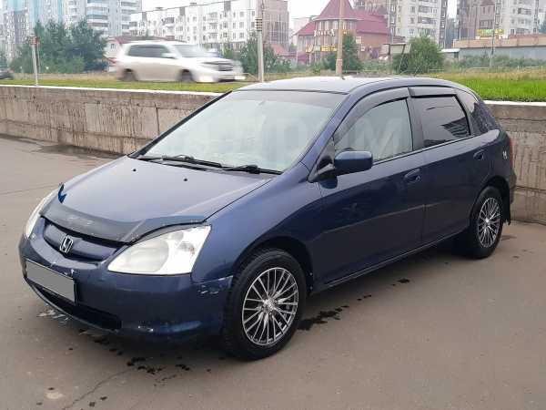 Honda Civic, 2000 год, 215 000 руб.