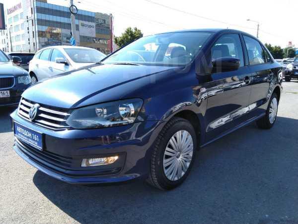 Volkswagen Polo, 2016 год, 579 000 руб.