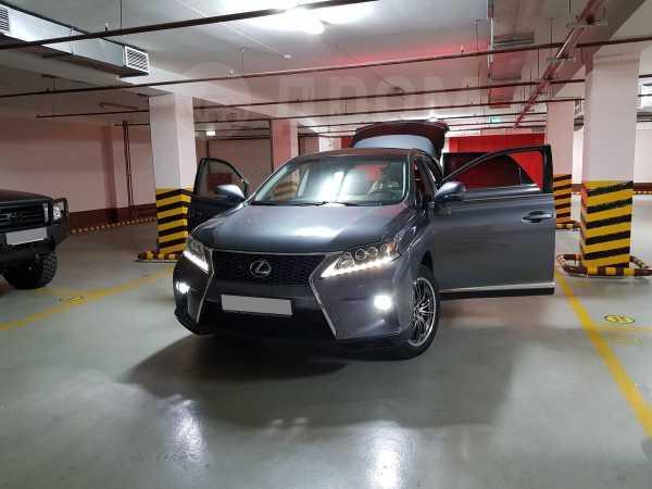 Lexus RX450h, 2011 год, 2 100 000 руб.