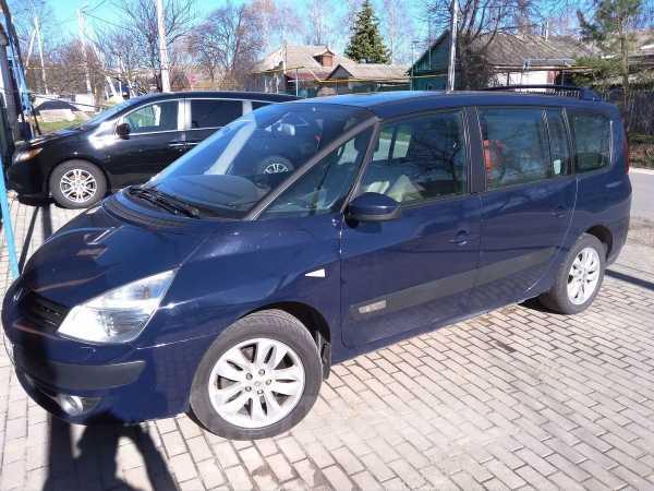 Renault Espace, 2007 год, 600 000 руб.