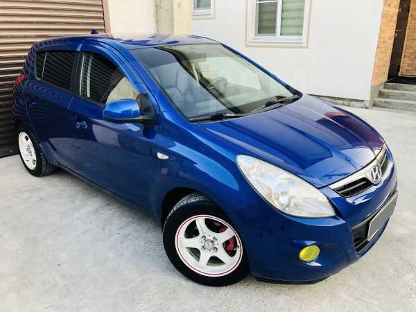 Hyundai i20, 2009 год, 430 000 руб.