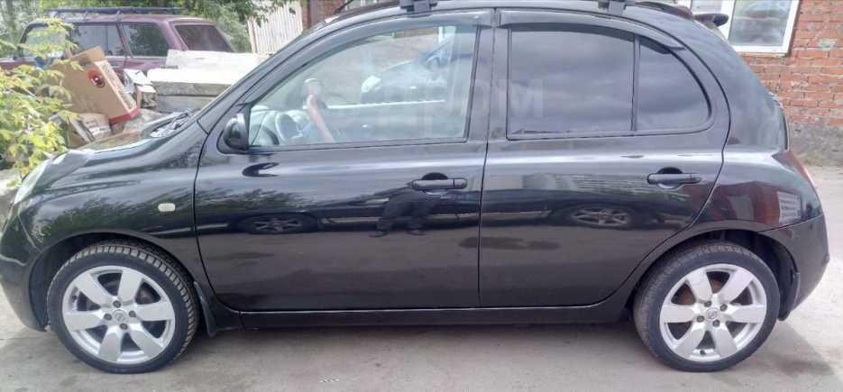 Nissan Micra, 2007 год, 290 000 руб.