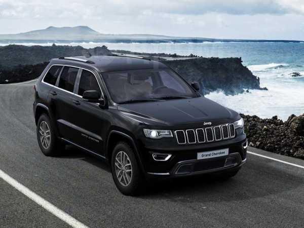 Jeep Grand Cherokee, 2019 год, 3 399 000 руб.