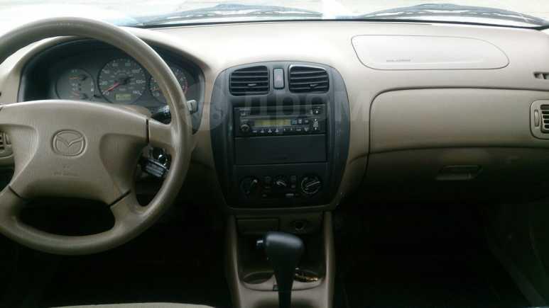 Mazda Protege, 1999 год, 125 000 руб.