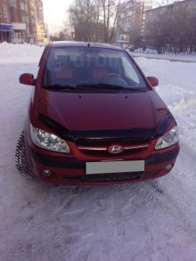 Hyundai Getz, 2006 г., Томск