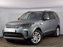 Land Rover Discovery, 2017 г., Москва