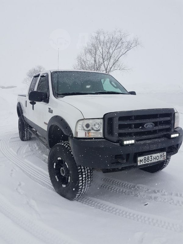 Ford F250, 2004 год, 1 099 000 руб.