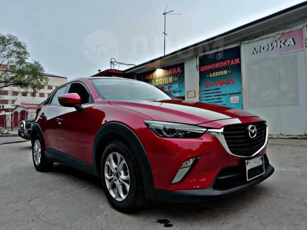 Mazda CX-3, 2016 год, 1 020 000 руб.