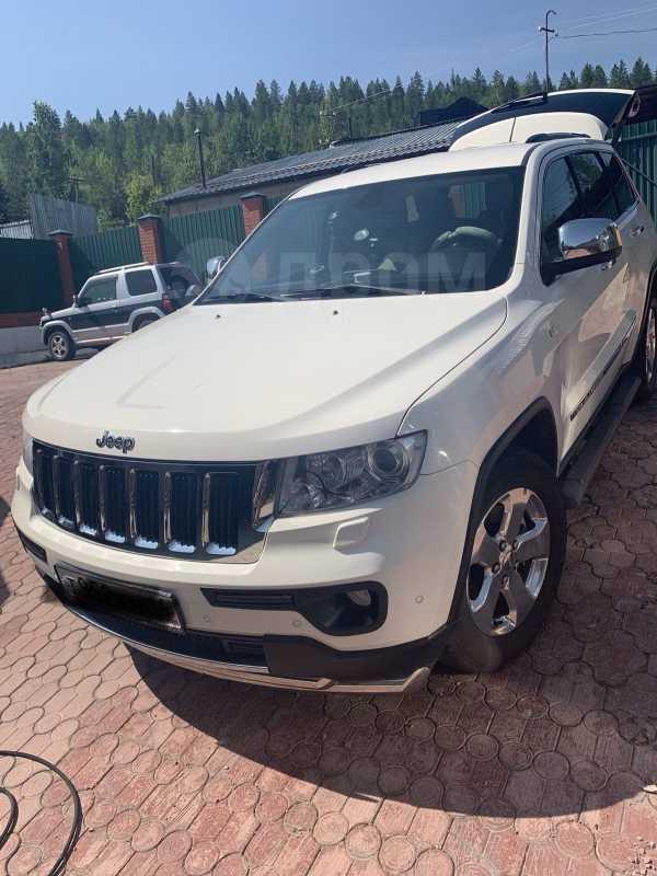 Jeep Grand Cherokee, 2012 год, 1 800 000 руб.