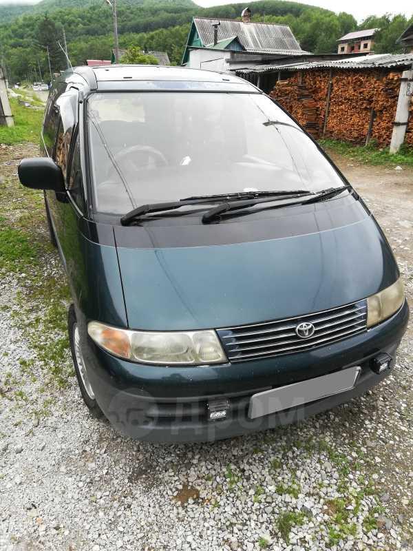 Toyota Estima Emina, 1995 год, 180 000 руб.