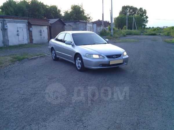 Honda Accord, 2001 год, 247 000 руб.