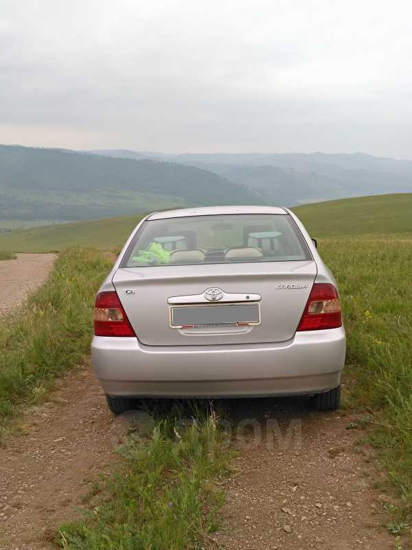 Toyota Corolla, 2001 год, 370 000 руб.