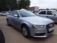 Краснодар Audi A4 2015