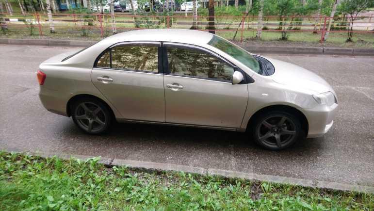 Toyota Corolla Axio, 2008 год, 410 000 руб.