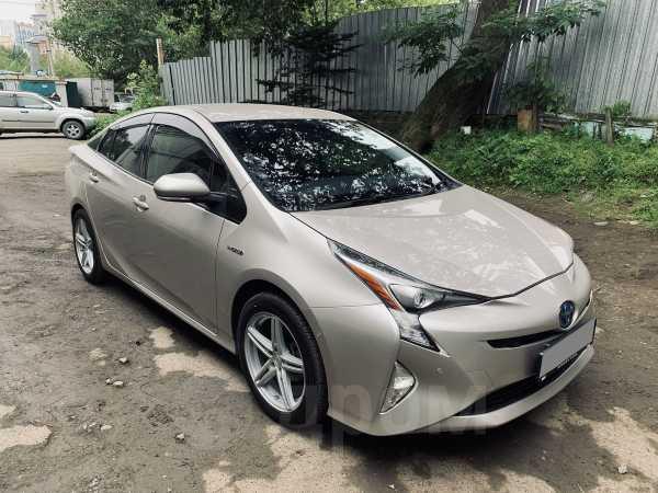 Toyota Prius, 2017 год, 1 250 000 руб.