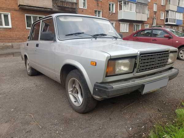 Лада 2107, 2011 год, 130 000 руб.