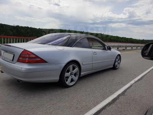 Mercedes-Benz CL-Class, 2002 год, 630 000 руб.
