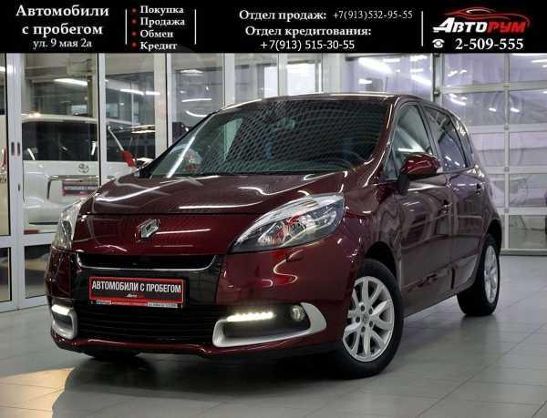 Renault Scenic, 2012 год, 497 000 руб.
