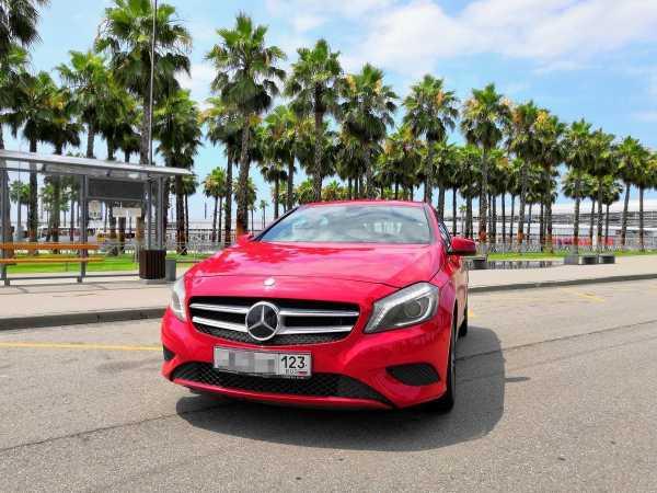 Mercedes-Benz A-Class, 2014 год, 860 000 руб.