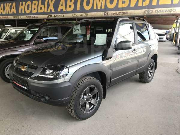 Chevrolet Niva, 2019 год, 755 000 руб.