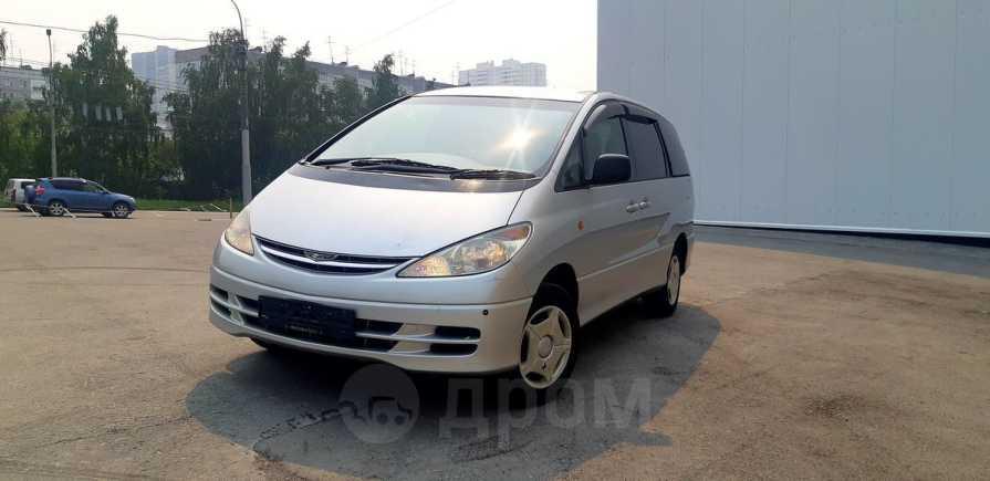 Toyota Estima, 2001 год, 529 000 руб.