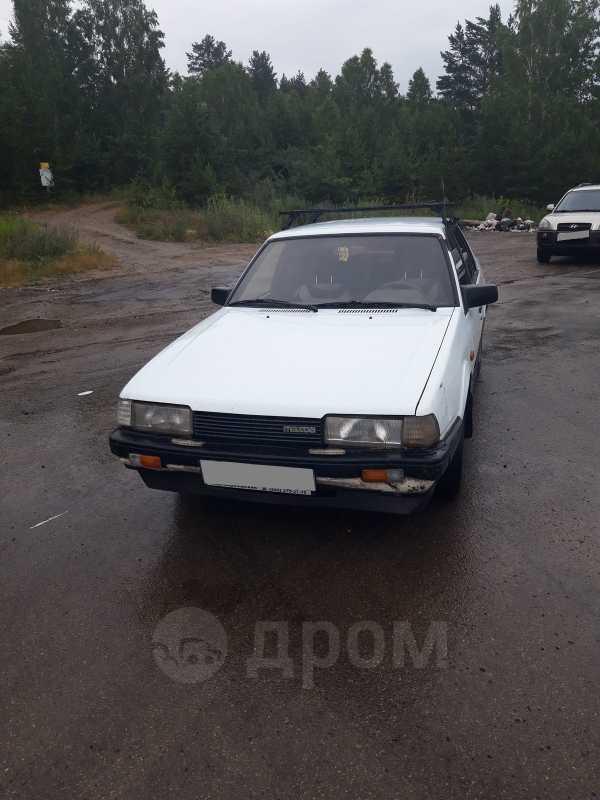 Mazda 626, 1986 год, 52 000 руб.
