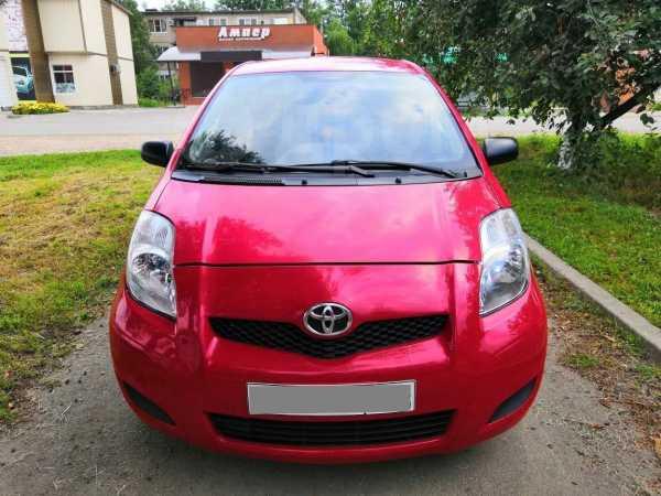 Toyota Yaris, 2010 год, 280 000 руб.