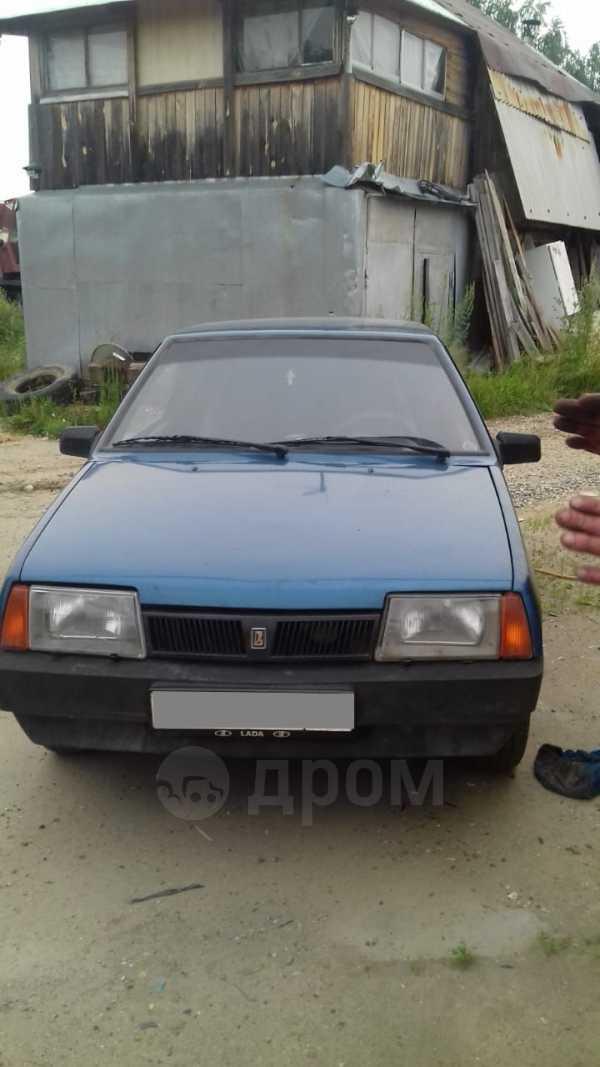 Лада 2108, 1996 год, 60 000 руб.