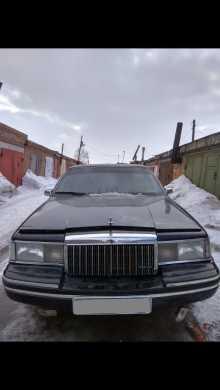 Новосибирск Town Car 1990