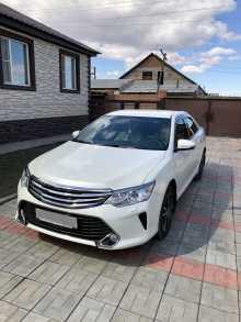 Улан-Удэ Toyota Camry 2016